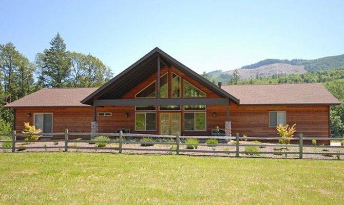 Ranch Home Plans Rustic House Plan