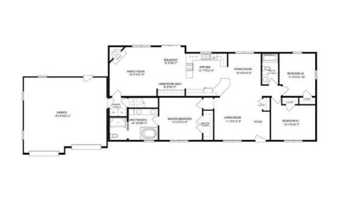 Ranch Homes Floor Plans Titan Moore