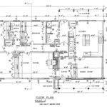 Ranch House Floor Plan Foundation