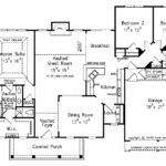 Ranch House Floor Plans Split Bedrooms