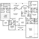 Ranch House Floor Plans Walkout Basement Best