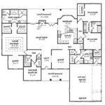 Ranch House Floor Plans Walkout Basement Best