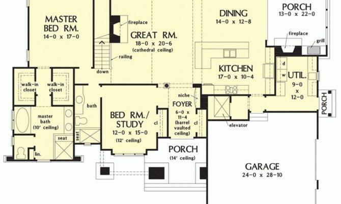 Ranch House Floor Plans Walkout Basement Lovely