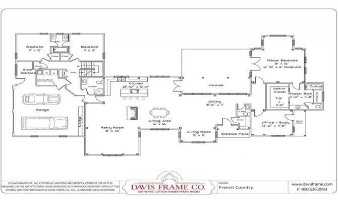 Ranch House Floor Plans Wrap Around Porch