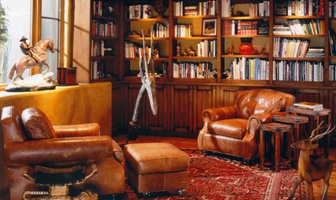 Ranch House Interior Design Classic