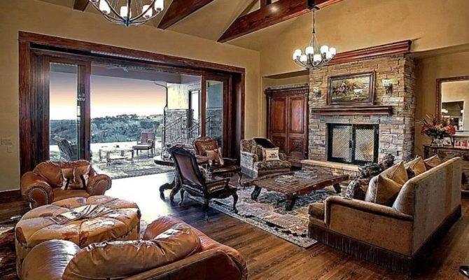 Ranch House Interior Design Luxury Office