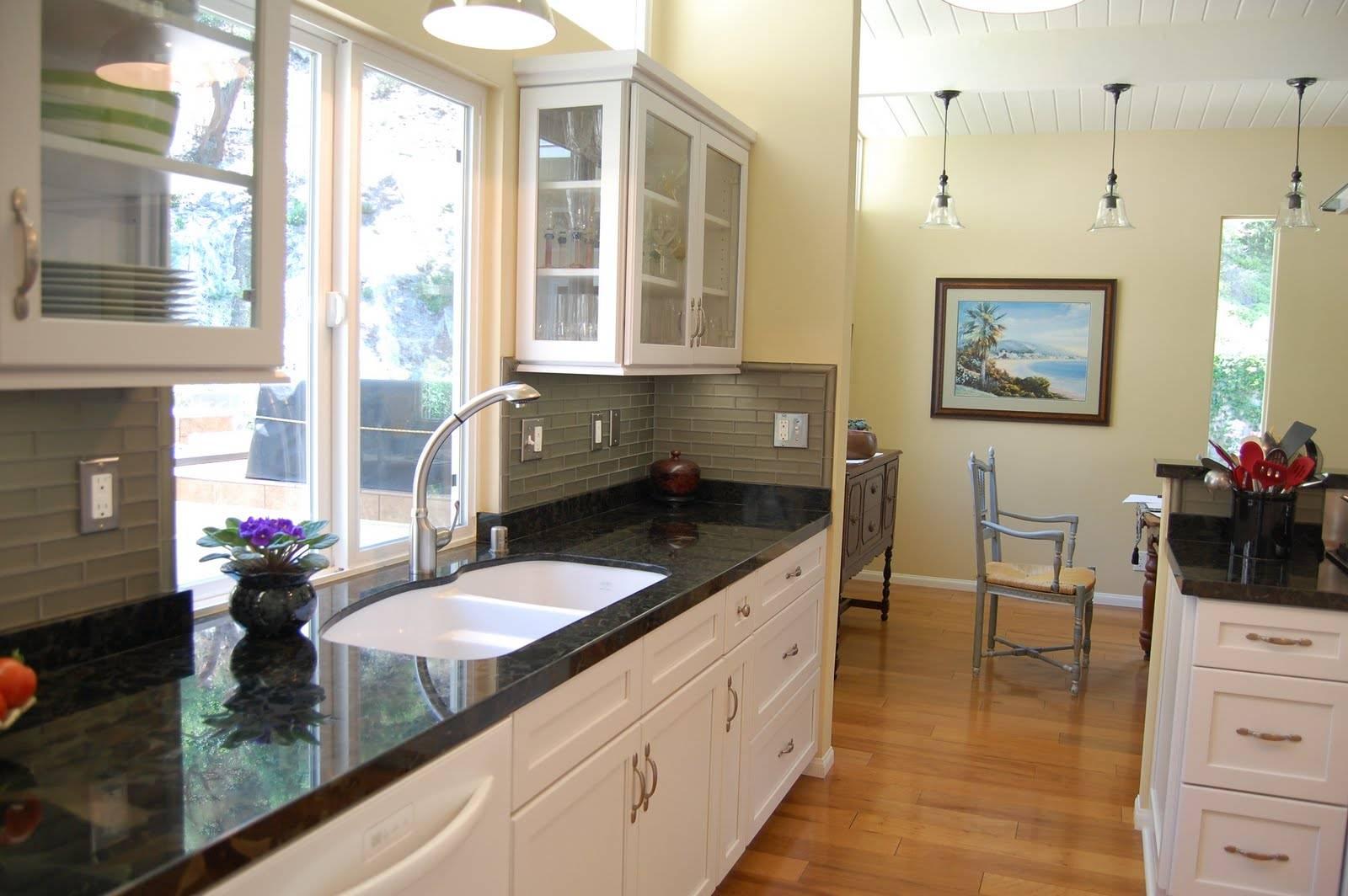 Ranch House Kitchen Design Notes Plans 86066