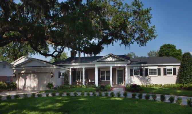 Ranch House Paint Colors Style Home Exteriors
