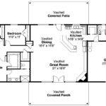 Ranch House Plan Ottawa Floor