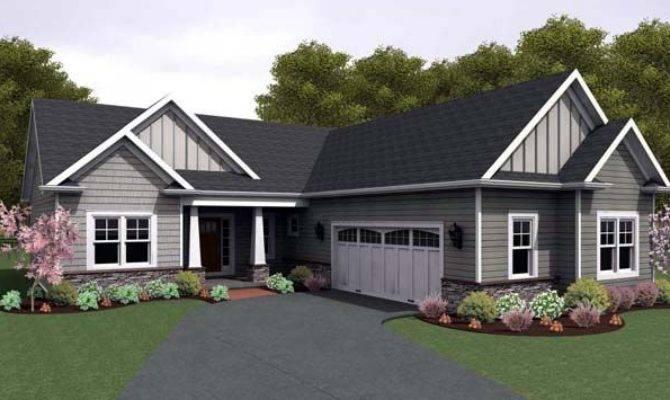 Ranch House Plan