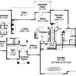 Ranch House Plans Heartington Associated Designs