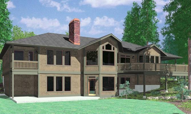 Ranch House Plans Main Floor Master