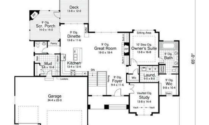Ranch House Plans Mudroom Inspirational Home Designs