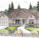 Ranch House Plans Pleasanton Associated Designs