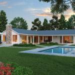 Ranch House Plans Porches Joy Studio Design