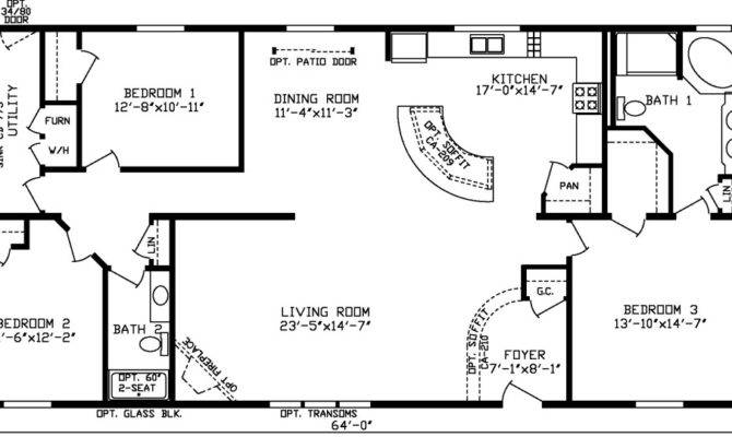 Ranch House Plans Under Square Feet