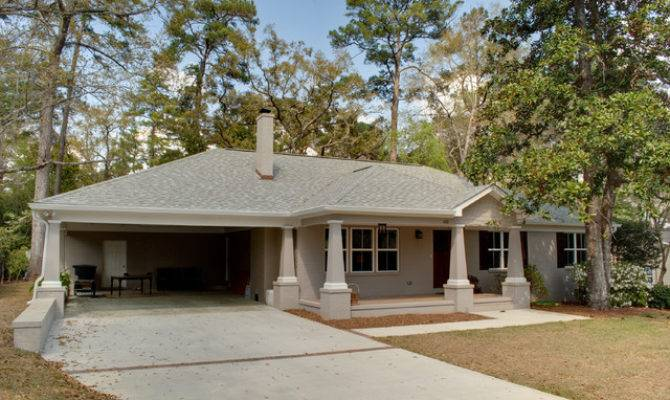 Ranch House Renovation Traditional Exterior