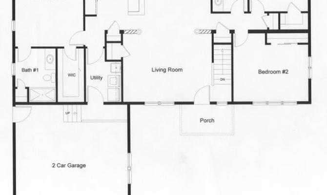 Ranch Kitchen Layout Best Room