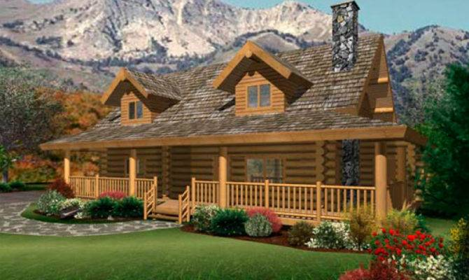 Ranch Log Homes Floor Plans Bee Home Plan Decoration Ideas