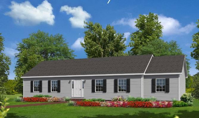 Ranch Model Homes