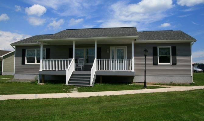 Ranch Model Kintner Modular Homes Inc Nepa