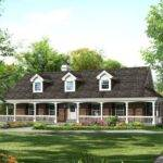 Ranch Style Home Ideas Pinterest Wrap Around Porch