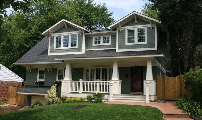 Ranch Style Home Remodel Northern Virginia Old