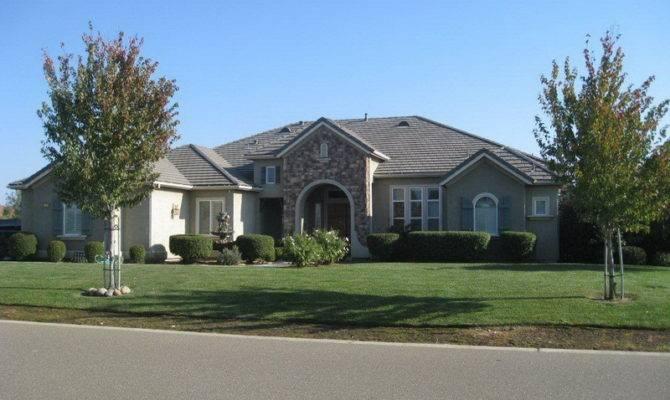 Ranch Style Homes Design California