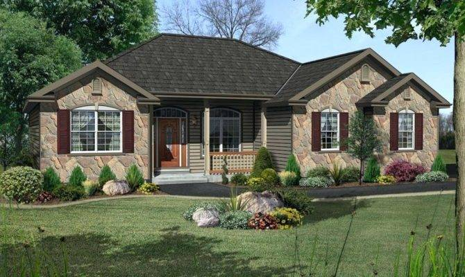 Ranch Style Homes Golbiprint