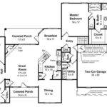 Ranch Style Homes House Plan Makes Big Comeback