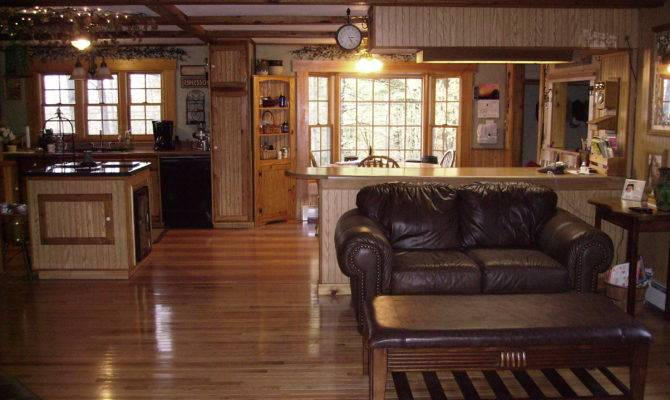Ranch Style Homes Rustic House Wisconsin Pin