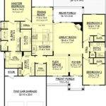 Ranch Style House Plans Basement New Best