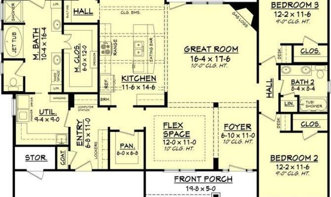 Ranch Style House Plans Basement New Best