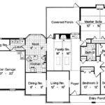 Ranch Style House Plans Cottage