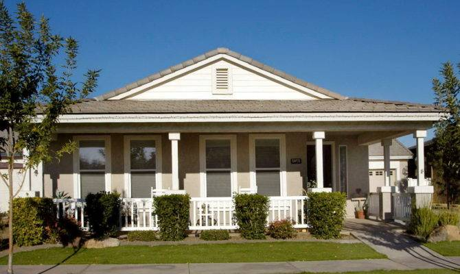 Ranch Style House Plans Front Porch Plan