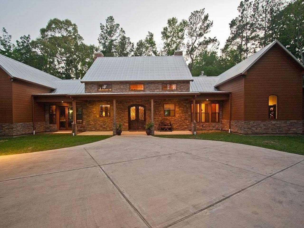 Ranch Style House Plans Shaped Contemporary Home House Plans 71363