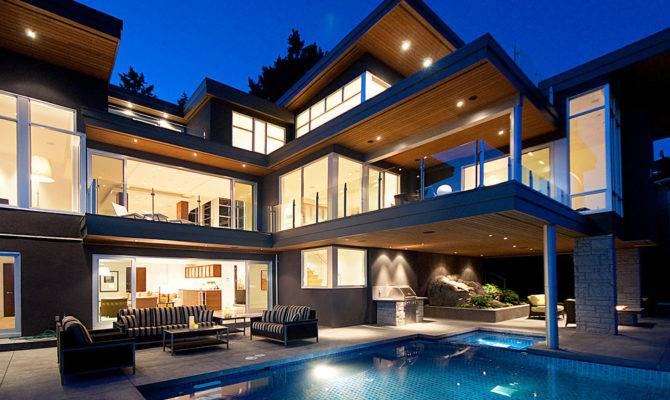 Random Crapdom Ultra Modern Mansions