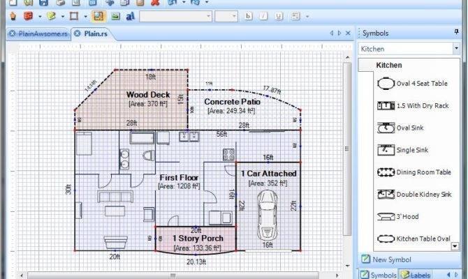 Rapidsketch Floor Plan Area Calculator Cad