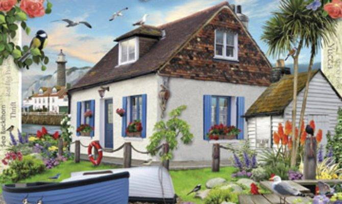 Ravensburger Jigsaw Puzzle Country Cottage Collection
