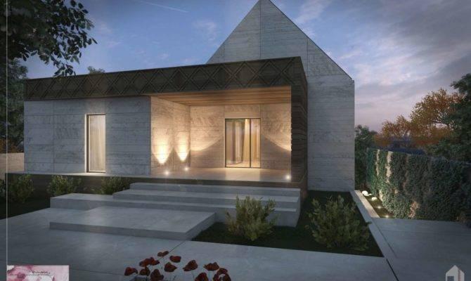Ready Gable Triangular Roof Back Architizer