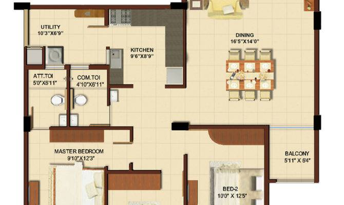 Ready Made House Plans Bhk