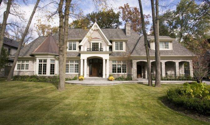 Real Estate Houses Canada Luxury Sale