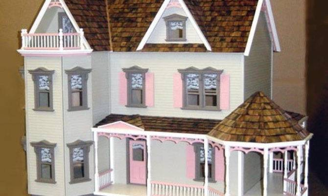 Real Good Toys Glenwood Dollhouse Kit Inch Scale