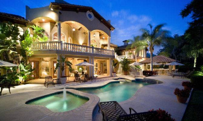 Really Nice Houses Pools