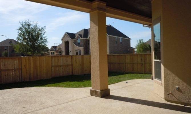 Rear Extended Patio Home Backyard Pinterest