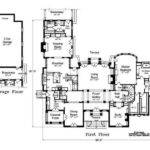 Rear Garage House Plans Unique
