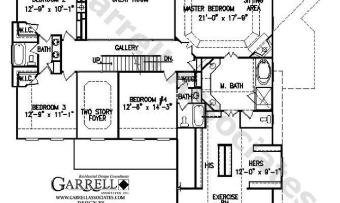 Rear Home Plans House Design