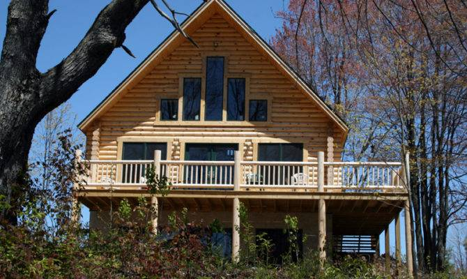 Reasons Add Basement Your Log Home Plus