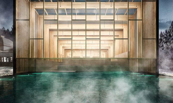 Rebirth Bath House Martinez Rudolph Arquitectos