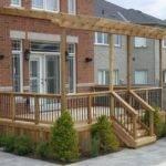 Rectangular Deck Plans Medium Diy